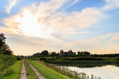 Chateau Seehof Stock Photography