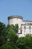 Chateau - slott Royaltyfri Fotografi