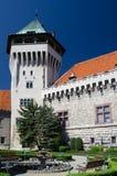 Chateau Smolenice, Slovakia Stock Images