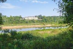 Chateau sur la Loire Stock Images