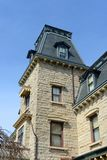 Chateau-Sur-Mer, Rhode Island, USA Royalty Free Stock Image