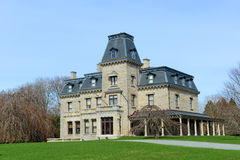 Chateau-Sur-Mer, Rhode Island, USA Royalty Free Stock Images