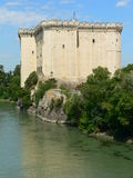Chateau, Tarascon ( France ) Royalty Free Stock Photos