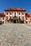 Chateau troja Royalty Free Stock Photo