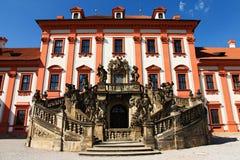 Chateau troja Stock Image