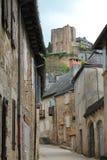 Chateau, Turenne ( France ) Stock Image