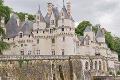 Chateau Ussé Stock Photos