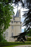 Chateau Usse Stock Images