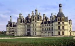 Chateau van Chambord Royalty-vrije Stock Foto