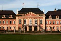 Chateau van Dobris Royalty-vrije Stock Fotografie