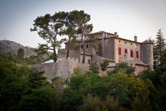 Chateau of Vauvenargues Stock Photo