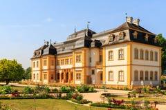Chateau Veitshoechheim Stock Photo