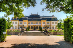 Chateau Veitshoechheim Royalty Free Stock Images
