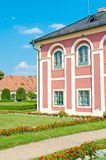 Chateau Veltrusy Stock Photo