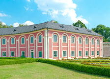 Chateau Veltrusy Royalty Free Stock Photography