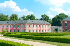 Chateau Veltrusy Royalty Free Stock Photos
