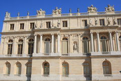 Chateau of Versailles Stock Photography