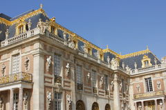 Chateau Versailles Royalty Free Stock Photo
