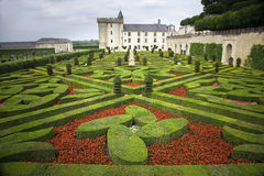 Chateau of Villandry Royalty Free Stock Image