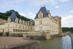 Chateau Villandry Stock Images