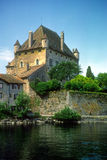 Chateau Yvoire Stock Photography