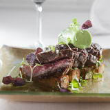 Chateaubriand stock photo