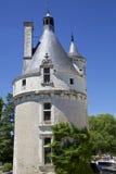 chateauchenonceau de Royaltyfria Foton