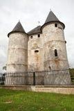 chateaudes-tourelles Fotografering för Bildbyråer