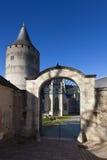 Chateaudun castle, Eure-et-Loir Stock Photo