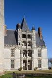 Chateaudun castle Royalty Free Stock Photos