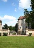 chateaufransman Arkivbilder
