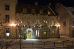 chateaufrontenac Fotografering för Bildbyråer