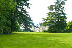 Chateaunef sur Loire Royalty Free Stock Image