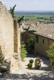 Chateauneuf du Pape Stockfotografie