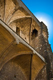 Chateauneuf-du-Pape ruins Stock Photography