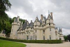 chateauusse Arkivbild