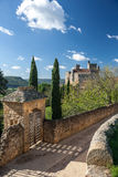 Chateau Beynac Royalty Free Stock Images