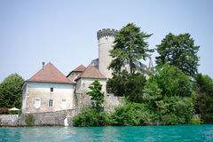Chateaux de Duingt in Annecy Stock Photography