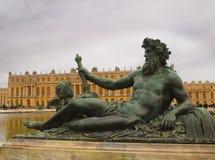 Chateaux de Versailles Fotografia Stock