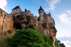 Chateaux Monfort Royalty Free Stock Image