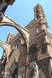 Chatedral en Palermo Fotos de archivo libres de regalías