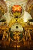chatedral Paul fortecy Petera Zdjęcia Stock