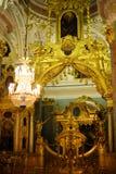 Chatedral in Peter en van Paul vesting royalty-vrije stock foto's
