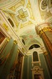 Chatedral in Peter and Paul fortress Stock Photography