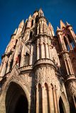 Chatedral in San Miguel Royalty Free Stock Photos