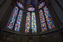 Chatedrale ST Pierre του Beauvais - εσωτερικά 03 Στοκ Εικόνες
