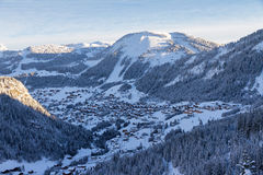 Chatel Royalty Free Stock Photography
