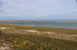 Chatham, Cape Cod plaża zdjęcia stock