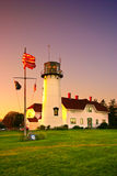 Chatham Lighhouse, Cape Cod Royalty Free Stock Photography