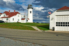 Chatham Lighthouse at Cape Cod Stock Photos